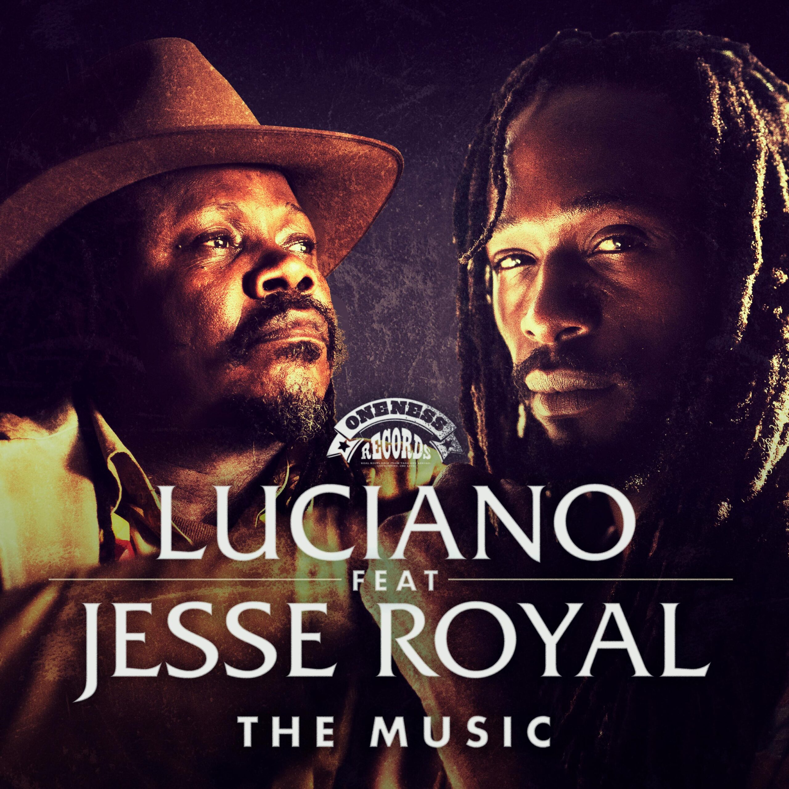 Luciano The Music feat. Jesse Royal